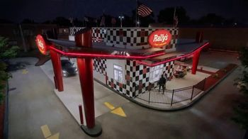 Checkers & Rally's Bacon & Cheese Loaded Burger TV Spot, 'A Delicious Secret' - Thumbnail 1