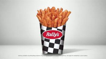 Checkers & Rally's Bacon & Cheese Loaded Burger TV Spot, 'A Delicious Secret' - Thumbnail 9