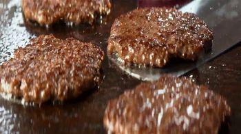 Checkers & Rally's Bacon & Cheese Loaded Burger TV Spot, 'A Delicious Secret' - Thumbnail 3