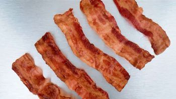 Checkers & Rally's Bacon & Cheese Loaded Burger TV Spot, 'A Delicious Secret' - Thumbnail 4