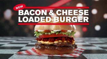 Checkers & Rally's Bacon & Cheese Loaded Burger TV Spot, 'A Delicious Secret' - Thumbnail 8
