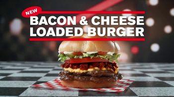Checkers & Rally's Bacon & Cheese Loaded Burger TV Spot, 'A Delicious Secret'