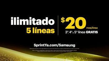 Sprint TV Spot, 'Fantasmas: S10 por $10 dólares' [Spanish] - Thumbnail 10