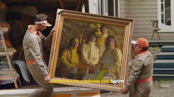 Sprint TV Spot, 'Fantasmas: S10 por $10 dólares' [Spanish] - Thumbnail 4