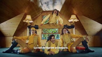 Sprint TV Spot, 'Fantasmas: S10 por $10 dólares' [Spanish] - Thumbnail 5