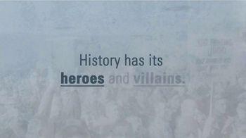 Shattered TV Spot, 'Hoffa: Heroes and Villains' - Thumbnail 3