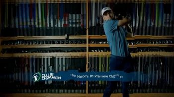Club Champion TV Spot, 'Combinations' Featuring Jordan Spieth - Thumbnail 3