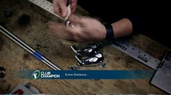 Club Champion TV Spot, 'Combinations' Featuring Jordan Spieth - Thumbnail 5