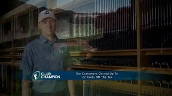 Club Champion TV Spot, 'Combinations' Featuring Jordan Spieth - Thumbnail 7
