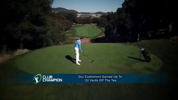 Club Champion TV Spot, 'Combinations' Featuring Jordan Spieth - Thumbnail 8