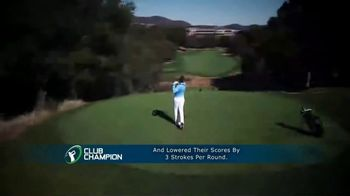 Club Champion TV Spot, 'Combinations' Featuring Jordan Spieth - Thumbnail 9