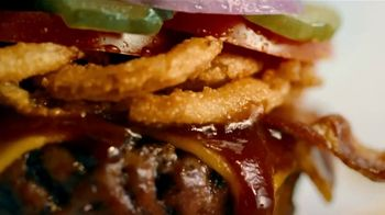 Perkins Restaurant & Bakery Burger, Fries & Pie TV Spot, 'It's Back' - Thumbnail 4