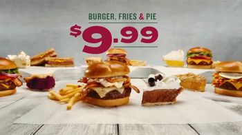 Perkins Restaurant & Bakery Burger, Fries & Pie TV Spot, 'It's Back' - Thumbnail 7