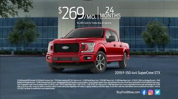 2019 Ford F-150 TV Spot, 'You Want an F-150' [T2] - Thumbnail 10