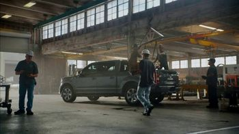2019 Ford F-150 TV Spot, 'You Want an F-150' [T2] - Thumbnail 3
