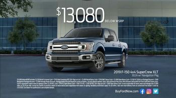 2019 Ford F-150 TV Spot, 'You Want an F-150' [T2] - Thumbnail 8