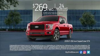 2019 Ford F-150 TV Spot, 'You Want an F-150' [T2] - Thumbnail 9