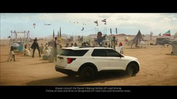 2020 Ford Explorer TV Spot, 'The Unknown' [T1] - 1 commercial airings
