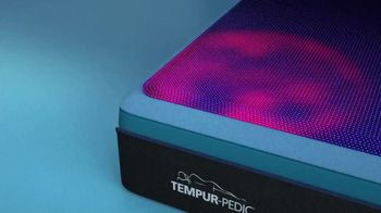 Tempur-Pedic Breeze Presidents Day Event TV Spot, 'No More Hot Sleep' - Thumbnail 5