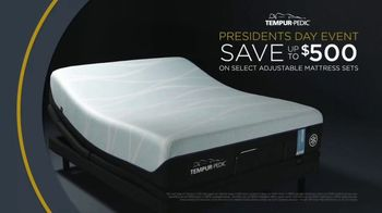 Tempur-Pedic Breeze Presidents Day Event TV Spot, 'No More Hot Sleep' - Thumbnail 8