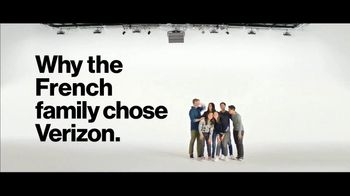 Verizon TV Spot, 'French Family: Motorola razr $700' - Thumbnail 2