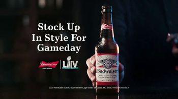 Budweiser TV Spot, 'Stock up for Super Bowl LIV' Song by X Ambassadors - Thumbnail 8