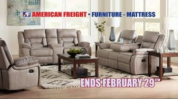 American Freight TV Spot, 'Everything Must Go: Bedrooms, Living and Dining Rooms' - Thumbnail 10