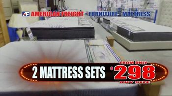 American Freight TV Spot, 'Everything Must Go: Bedrooms, Living and Dining Rooms' - Thumbnail 4