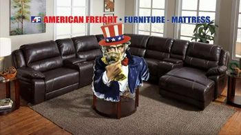 American Freight TV Spot, 'Everything Must Go: Bedrooms, Living and Dining Rooms' - Thumbnail 8