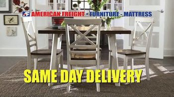 American Freight TV Spot, 'Everything Must Go: Bedrooms, Living and Dining Rooms' - Thumbnail 9