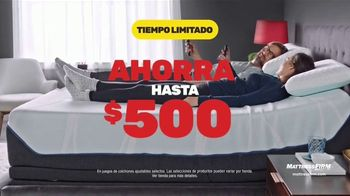 Mattress Firm Venta de Fin de Año TV Spot, 'Ahorra hasta $500 dólares' [Spanish] - Thumbnail 2