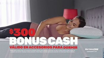Mattress Firm Venta de Fin de Año TV Spot, 'Ahorra hasta $500 dólares' [Spanish] - Thumbnail 4