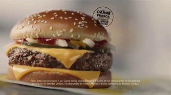 McDonald's Quarter Pounder TV Spot, 'Concentra tus sentidos' [Spanish] - Thumbnail 5