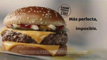 McDonald's Quarter Pounder TV Spot, 'Concentra tus sentidos' [Spanish] - Thumbnail 6