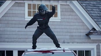 WeatherTech TV Spot, 'Driveway Brush Off with the WeatherTech Pit Crew'