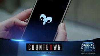 DIRECTV Cinema TV Spot, 'Countdown' - Thumbnail 2