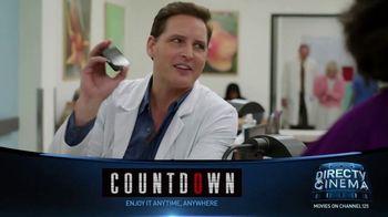 DIRECTV Cinema TV Spot, 'Countdown' - Thumbnail 3