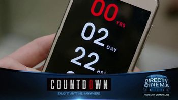 DIRECTV Cinema TV Spot, 'Countdown' - Thumbnail 4