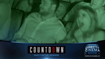 DIRECTV Cinema TV Spot, 'Countdown' - Thumbnail 5