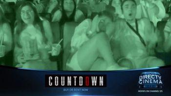 DIRECTV Cinema TV Spot, 'Countdown' - Thumbnail 6