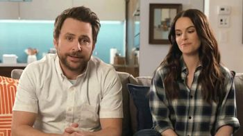 Tide Super Bowl 2020 Teaser, 'Charlie Day & Emily Hampshire's Dirty Laundry' - Thumbnail 9