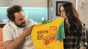 Tide Super Bowl 2020 Teaser, 'Charlie Day & Emily Hampshire's Dirty Laundry' - Thumbnail 4