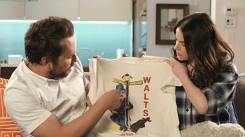Tide Super Bowl 2020 Teaser, 'Charlie Day & Emily Hampshire's Dirty Laundry' - Thumbnail 7