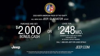 Jeep TV Spot, 'Holy Jeep!' [T2] - Thumbnail 7