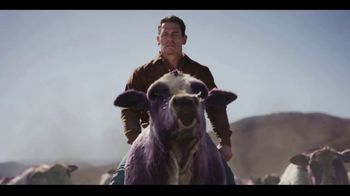 Experian Boost TV Spot, 'Stampede' Featuring John Cena - 7766 commercial airings