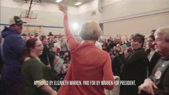 Warren for President TV Spot, 'Fears Her the Most' - Thumbnail 8