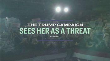 Warren for President TV Spot, 'Fears Her the Most' - Thumbnail 4