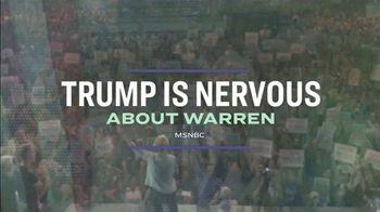 Warren for President TV Spot, 'Fears Her the Most' - Thumbnail 5