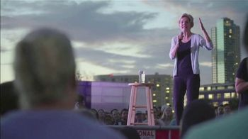 Warren for President TV Spot, 'Fears Her the Most' - 3 commercial airings