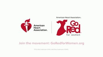 Go Red for Women TV Spot, 'Pregnant With My Daughter' - Thumbnail 3